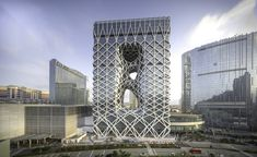 Gallery of Morpheus Hotel / Zaha Hadid Architects - 1