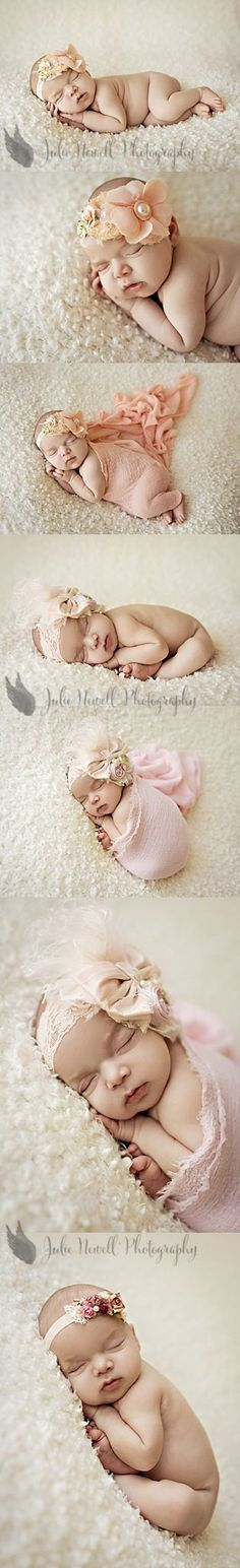 Welcome to the world little princess! We know how happy your mama is that you are finally here! Such sweetness in those cheeks! We absolutely adore this session with the beautiful vintage feel and that amazing floral crown, brought in my mama.