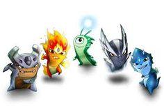 elemental slugs slugterra - Google Search