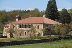Pazos de Galicia. Pazo de Liñares GALICIAN MANORS