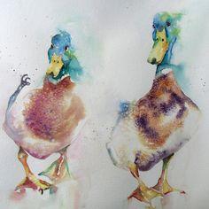 Ducks | by lizchaderton