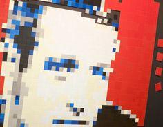"""Check out this @Behance project: """"Pixels XL I 5x5 cm pieces"""" https://www.behance.net/gallery/12024923/Pixels-XL-I-5x5-cm-pieces"""