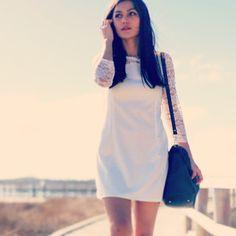 Black leather, white lace #minskatmira #italianleather #itbag #lace #whitelace #handbag #blackbag #instacool #fashion #fashionblogger #danishdesign #danishfashion