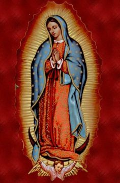 Our Lady of Guadalupe <3
