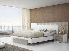 PIANCA MOBILIARIO - Dormitorio con luces led