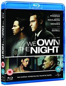 WE Own the Night Thriller starring Joaquin Phoenix Robert Duvall and Mark Wahlberg. Bobby Green (Phoenix) has forsaken his name to escape his family and their tradition in law enforcement to pursue his ambitions as a  http://www.MightGet.com/january-2017-12/we-own-the-night.asp