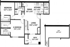 1000 images about 2 bed 2 bath with loft on pinterest - 2 bedroom apartments vancouver wa ...