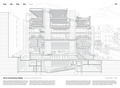 """Gallery of Studying the """"Manual of Section"""": Architecture's Most Intriguing Drawing - 8"""