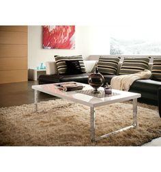 Table Basse AVOLA, blanc