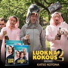 Kaikkien aikojen reissu jatkuu - nyt kotona! 🙌💥💨🍻   Osta LUOKKAKOKOUS 2 - POLTTARIT nyt DVD:nä, Blu-raynä tai digitaalisesti ja katso kotona 🎬 https://nordiskfilm.lnk.to/Luokkakokous2                @NordiskFilmFi