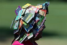 Masters Tournament 2012 - Runde vier in Augusta