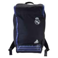 Real Madrid adidas Backpack  | $39.99 | Holiday Gift & Stocking Stuffer ideas for the Real Madrid fan at WorldSoccerShop.com