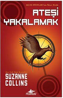 """Okur Testi  """"Ateşi Yakalamak - Suzanne Collins""""  (Catching Fire) Pegasus Yayınları http://beyazkitaplik.blogspot.com/2012/01/atesi-yakalamak-okur-testi.html"""