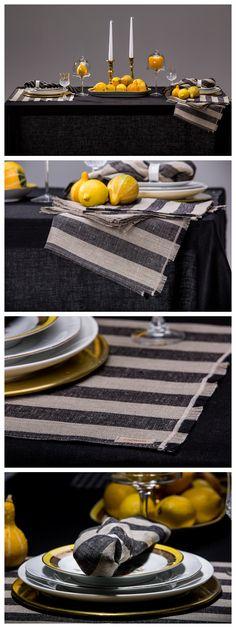 Table Linens / Napkins / Pure Linen / Natural Linen Napkins / Table Setting / Lunch Napkins / Dinner Napkins / Large Napkins / Organic / Table Linen / Modern Look / Azure Blue / Rose Pink / Stone Washed / Tablecloths / Linen Tablecloth / Hostess Gift / Plain / Pure Natural / Gift Idea / Long Tablecloth #EpicLinen