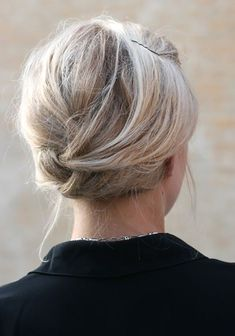 11 Ways to Style Short Hair in 10 Minutes or Less via Brit   Co