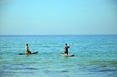 Stand up Paddle beginner courses