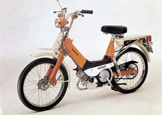 honda novio pm50(1973)