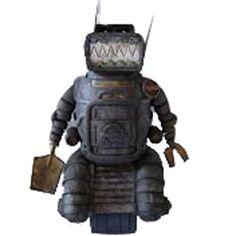 $180 ThreeA 3A 2000 AD Ro-Jaws Blackhole Figure Ashley Wood (grey) #ToysandCollectibles