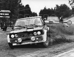 Fiat 131 Fiat Abarth, Rally Car, Cars And Motorcycles, Offroad, Ferrari, Competition, Bike, Champs, Classic