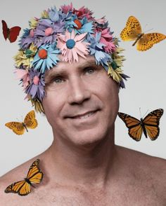 Will Ferrell, photographed by Mark Seliger for New York Magazine