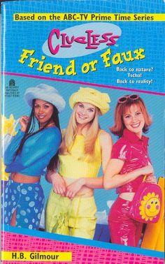 Clueless Friend of Faux