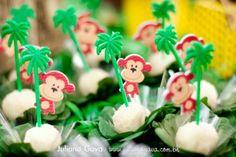 Festa de aniversário tema tropical para meninos!!!! Estamos super no humor tropical hoje!!!