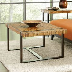 Riverside Teton Coffee Table
