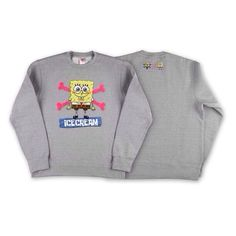 Exclusive #SpongeBob X ICECREAM Capsule Collection just came in! Www.Karmaloop.com | Use repcode: ABUSE for 20% discount!