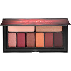 New Makeup | Sephora found on Polyvore featuring beauty products, makeup, smashbox, palette makeup, smashbox eye makeup, smashbox cosmetics and smashbox makeup