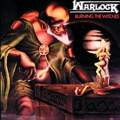 Warlock-Burning The Witches (1984)