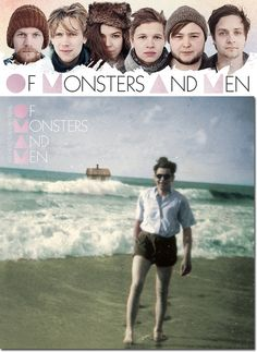 Of Monsters And Men, music, band