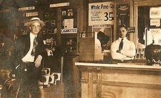 Soda Fountain, 1920 Chicago, IL