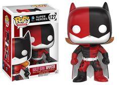 Pop! Heroes: Impopster - Harley Quinn