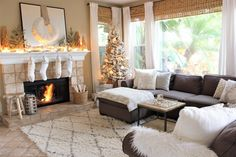 Cozy Christmas Decor | Meaningful Spaces