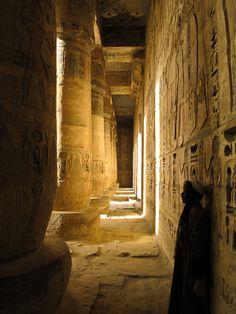 Não é atoa que um dos meus jogos favoritos tem o nome desse lugar maravilhoso. Luxor, Egypt