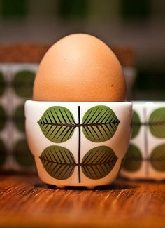Great egg cup design
