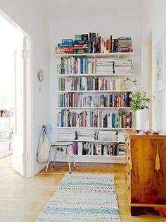 Pinterest: 8 idées de rangement pour un petit appartement | Coup de Pouce