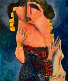 George Bahgory The Lady of the Music