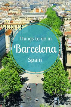 Check out these insider tips from a local on things to do in Barcelona. Find out where to eat, drink, sleep, shop, explore and much more!