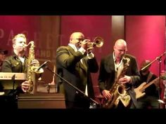Cantaloop Jam Session @ Spaghettini's  (Smooth Jazz Family)