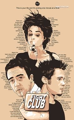 Fight Club - Repostered