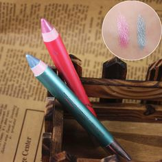 Eye Pencil of Two Colours //Price: $7.95 & FREE Shipping //     #NailArt #makeup #cosmetics