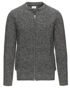 Mega seje Selected Victor cardigan m/zip Selected strik-cardigans til Herrer i fantastisk kvalitet