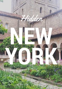 Hidden New York Admit it: NYC is one of the greatest cities on earth (as New Yorkers, we're biased of course). But come on... IT REALLY IS. Whether you've been once or a hundred times, there's always something new to discover in the city. Here, we reveal the secret spots and underrated gems that make our hometown so alluring.