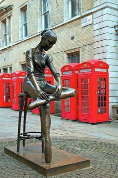 Cerca del Covent Garden.Londres.