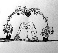 Lovebirds (Jonna)