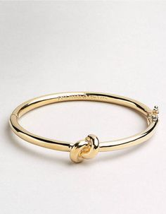 KATE SPADE NEW YORK Sailor s Knot Bangle Kate Spade