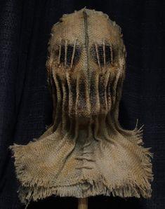 Authentic CREEPSHOW Nate Zombie Mask NEW