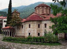 #bachkovo, #cycling, #bulgaria, #church, #cultural http://www.penguintravel.com/Offer/GuidedCyclingHolidays/3/RodopiRoadCyclingBulgaria.html