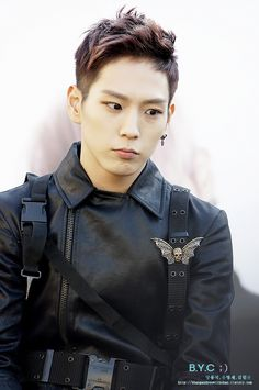 Himchan. My secret kpop (nooooooo! I can't like any kpop) love